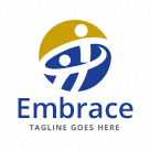 Embrace - People Logo