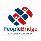 People Bridge Logo