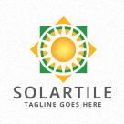 Solar Tile Logo