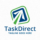 Task Direct - Arrow Logo
