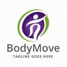 Body Move - People Logo
