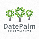 Date Palm Tree Logo