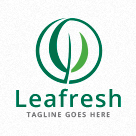 Leafresh Logo