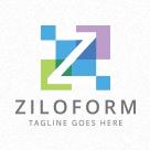 Ziloform - Letter Z Logo