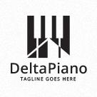 Delta Piano Logo