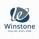Winstone - Letter W Logo
