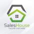 Sales House - Real Estate Logo