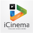 i Cinema - Entertainment Logo