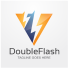 Double Flash Logo