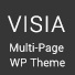 Visia - Multipurpose One/Multi Page Wordpress Theme