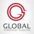 Global,G Letter Logo