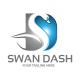 Swan Dash – Logo Template