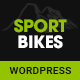 SW Sportbikes - WooCommerce WordPress Theme
