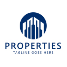 Properties - Construction Logo