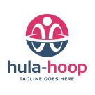 Hula Hoop - People Logo