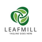 Leafmill Logo