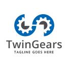 Twin Gear Logo