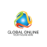 Global Online – Logo Template