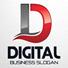 Modern Letter D Logo
