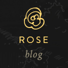 Rose - A Beautiful WordPress Blog Theme