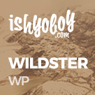 Wildster WP - Wild WordPress Theme