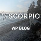 Scorpio - Simple WordPress Blog Theme