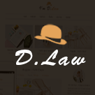 D.Law - WordPress Blog Theme