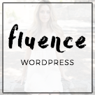 Fluence WordPress Theme for Bloggers