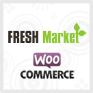 Fresh Market - Grocery WooCommerce WordPress Theme
