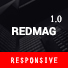 Redmag Magazine Theme for WordPress
