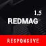 Redmag Magazine Theme for WordPress