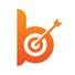 Business Point Letter B Logo