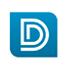 Data Line Letter D Logo