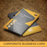 Business Card Corporate