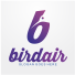 Letter B Logo - Bird Air