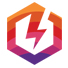 Colorful Flash Logo
