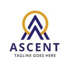 Ascent - Letter A Logo