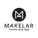 Makelar - Letter M Logo