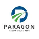 Path - Letter P Logo