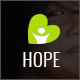 Hope - Non-Profit/Charity WordPress Theme