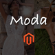 Moda - Multipurpose Magento Theme