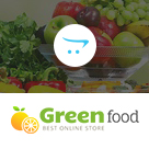Green Food Opencart Theme