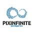 Pixel Infinite Logo