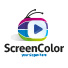 Screen Color Logo