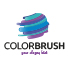 Color Brush Logo