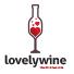 Lovely Wine Logo