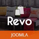 SJ Revo - Clean & Delightful eCommerce Joomla Template