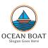 Ocean Boat Logo