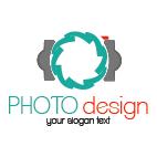 Photo Design Logo