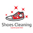 Shoes Cleaning Logo